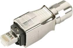 Kit Insert Mâle STX V14 RJ45 Cat.6 RJ45 Telegärtner J80026A0019 Pôle: 8P8C métal 1 pièce