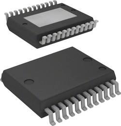 PMIC - Commutateur de distribution de puissance, circuit d'attaque de charge STMicroelectronics VND5T035AKTR-E BSOP-24 H