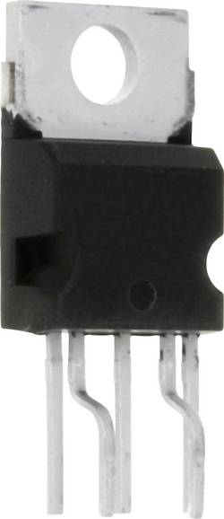 Régulateur de tension - Linéaire STMicroelectronics L200CV Positif Réglable 2.85 V 2 A Pentawatt® 5 1 pc(s)