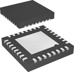 Microcontrôleur embarqué Microchip Technology ATMEGA168-20MUR VQFN-32 (5x5) 8-Bit 20 MHz Nombre I/O 23 1 pc(s)