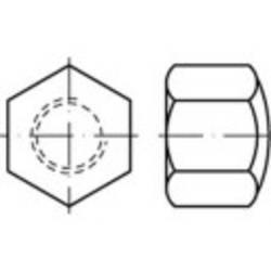 Écrou borgne hexagonal type bas M20 N/A TOOLCRAFT 118848 acier 25 pc(s)
