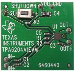 Carte de développement Texas Instruments TPA6204A1EVM 1 pc(s)
