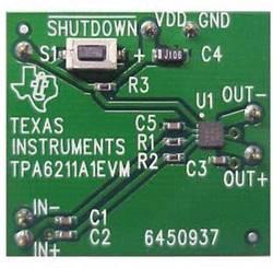 Carte de développement Texas Instruments TPA6211A1EVM 1 pc(s)