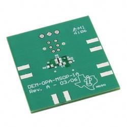 Platine (non équipée) Texas Instruments DEM-OPA-MSOP-1A 1 pc(s)