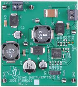 Carte de développement Texas Instruments TPS55332EVM 1 pc(s)