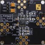 Amplificateur d'opération audio HiFi Dual-High-Performance (8 pôles, SOIC Narrow)
