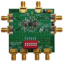 Carte de développement Texas Instruments LMH6515EVAL/NOPB 1 pc(s)