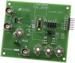 Carte de développement Texas Instruments LMP8358MAEVAL/NOPB 1 pc(s)