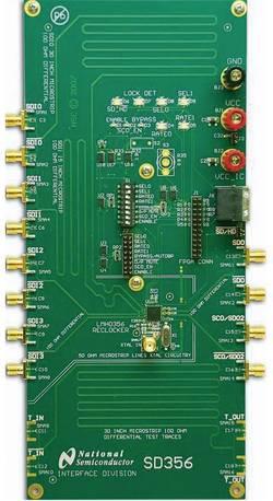 Carte de développement Texas Instruments SD356EVK/NOPB 1 pc(s)