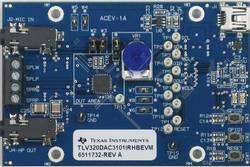 Carte de développement Texas Instruments TLV320DAC3101EVM-U 1 pc(s)