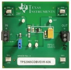 Carte de développement Texas Instruments TPS2065CDBVEVM-636 1 pc(s)
