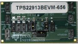 Carte de développement Texas Instruments TPS22913BEVM-656 1 pc(s)