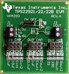 Module pour l'évaluation du commutateur de charge TPS22921