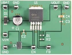 Carte de développement Texas Instruments TPS7A6201EVM 1 pc(s)