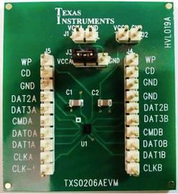 Carte de développement Texas Instruments TXS0206AEVM 1 pc(s)