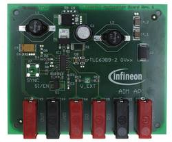 Carte de développement Infineon Technologies DEMOBOARD TLE 6389-3 GV50 1 pc(s)