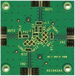 Platine (non équipée) Analog Devices AD8022ARM-EBZ 1 pc(s)