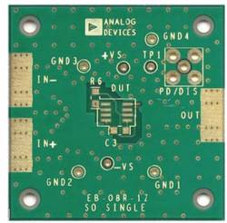 Platine (non équipée) Analog Devices AD817AR-EBZ 1 pc(s)