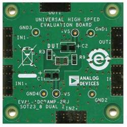 Platine (non équipée) Analog Devices AD8034ART-EBZ 1 pc(s)