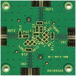 Platine (non équipée) Analog Devices ADA4851-4YRU-EBZ 1 pc(s)