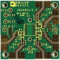 Platine (non équipée) Analog Devices ADA4861-3YR-EBZ 1 pc(s)