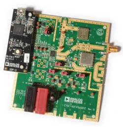 Carte de développement Analog Devices EV-ADF4156SD1Z 1 pc(s)
