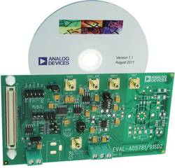 Carte de développement Analog Devices EVAL-AD5791SDZ 1 pc(s)