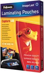 Pochette de plastification Fellowes 5307407 125 micron brillant DIN A4 100 pc(s)
