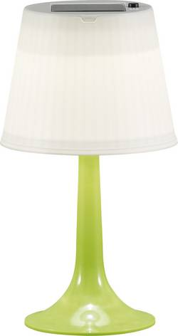 Lampe solaire de jardin LED Assis Sitra 0.5 W vert Konstsmide