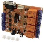 Carte de développement pour microcontrôleur PIC avec 18 broches