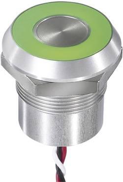 Poussoir sensitif APEM CPB3110000DGSC 12 V 0.2 A IP68, IP69K à accrochage 1 pc(s)