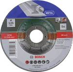Set de disques à tronçonner, à moyeu déporté, pour métal 5 pcs Bosch 2609256333