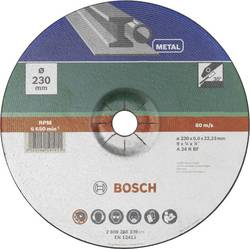 Meule à ébarber, à moyeu déporté, métal Bosch 2609256339