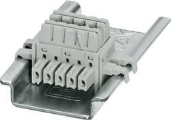 Boîtiers pour l'électronique Conditionnement: 1 pc(s) Phoenix Contact ME 6,2 TBUS-2 1,5/5-ST-3,81 GY 2695439