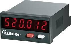 Compteur d'impulsions à affichage LED 10 - 30 V/DC Kübler Codix 520