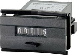 Mini-compteur d'impulsions type W 15.51, réinitianisable
