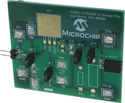 Carte de développement Microchip Technology TO263-3EV-VREG 1 pc(s)