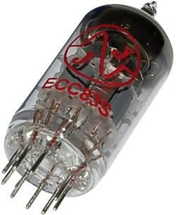 Tube électronique ECC 83=12 AX 7 Double triode 100 V 0.5 mA Nombre total de pôles: 9 Culot: noval Conditionnement 1