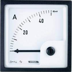 Galvanomètre ferromagnétique 0-20mA Weigel PQ96K