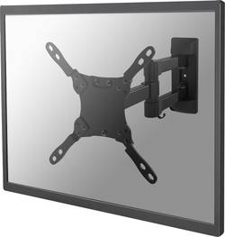 "Support mural TV NewStar NM-W225BLACK 25,4 cm (10"") - 81,3 cm (32"") inclinable + pivotable noir"