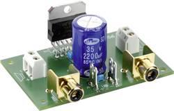 Amplificateur stéréo (kit à monter) Conrad Components 1216582 9 V/DC, 12 V/DC, 18 V/DC 80 W 2 Ω 1 pc(s)
