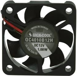 Ventilateur axial QuickCool QC4010B12H 12 V/DC 12.23 m³/h (L x l x h) 40 x 40 x 10 mm 1 pc(s)