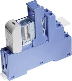 Bloc relais Finder 48.62.7.012.0050 Tension nominale: 12 V/DC Courant de commutation (max.): 10 A 2 inverseurs (RT) 1 pc