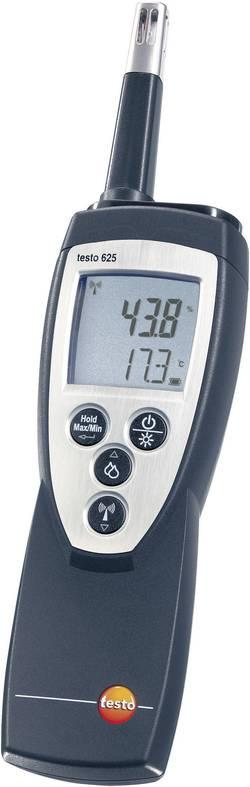 Thermomètre et hygromètre testo 625 Etalonné selon DAkkS testo 625 0563 6251