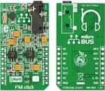 Carte d'extension MikroElektronika MIKROE-1431 1 pc(s)