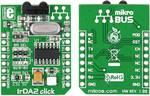 Carte d'extension MikroElektronika MIKROE-1195 1 pc(s)