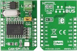 Carte de développement MikroElektronika MIKROE-986 1 pc(s)