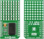 Carte d'extension MikroElektronika MIKROE-1295 1 pc(s)