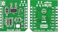 Carte d'extension MikroElektronika MIKROE-1194 1 pc(s)