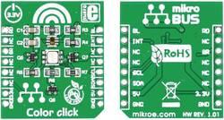 Carte d'extension MikroElektronika MIKROE-1438 1 pc(s)